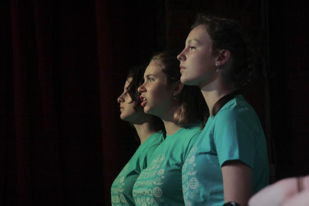 Концерт памяти погибшим в годы Великой Отечественной Войны.