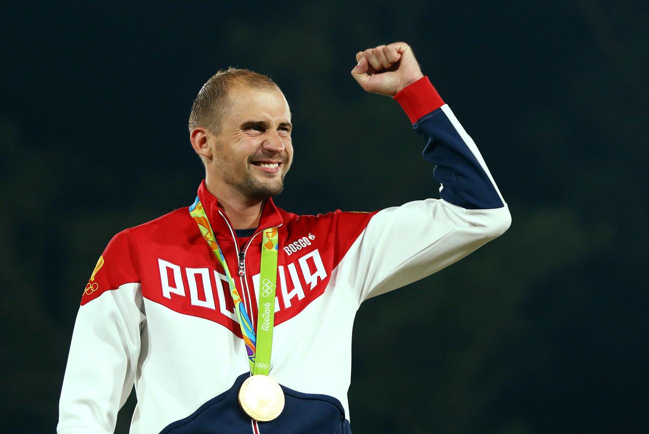 Пятикратная Чемпион Европы по современному пятиборью Александр Лесун!