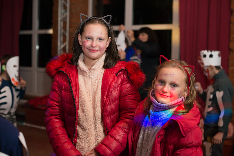 Праздник Хеллоуин в ДРП
