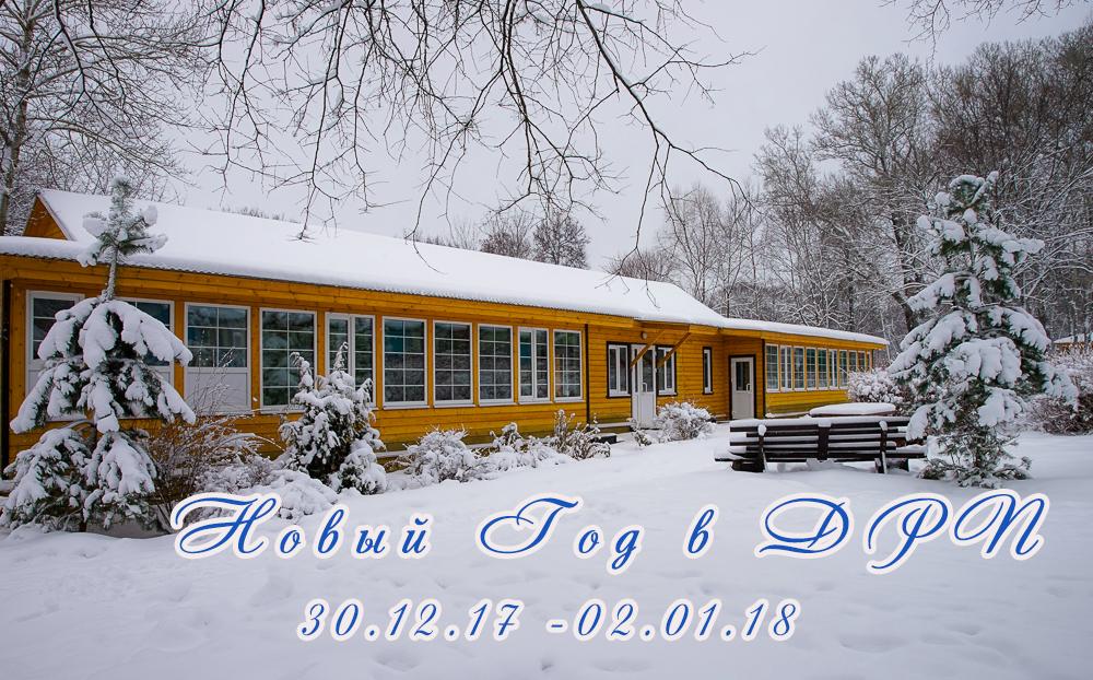 Встреча Нового года в Республике Поленово (30 декабря — 2 января)