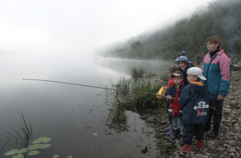 А вы знали, что раньше в Республике проходил турнир по рыбалке?