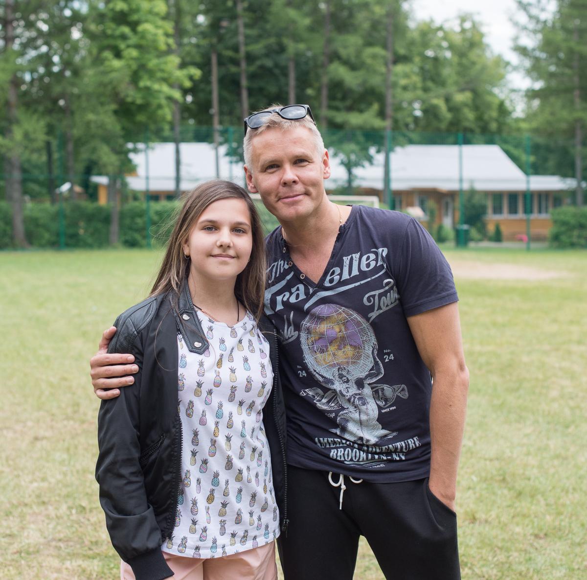 илья соколовский и его супруга фото