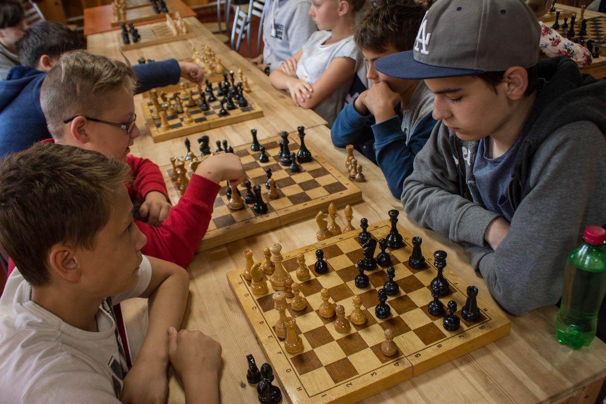 Турнир по шахматам!