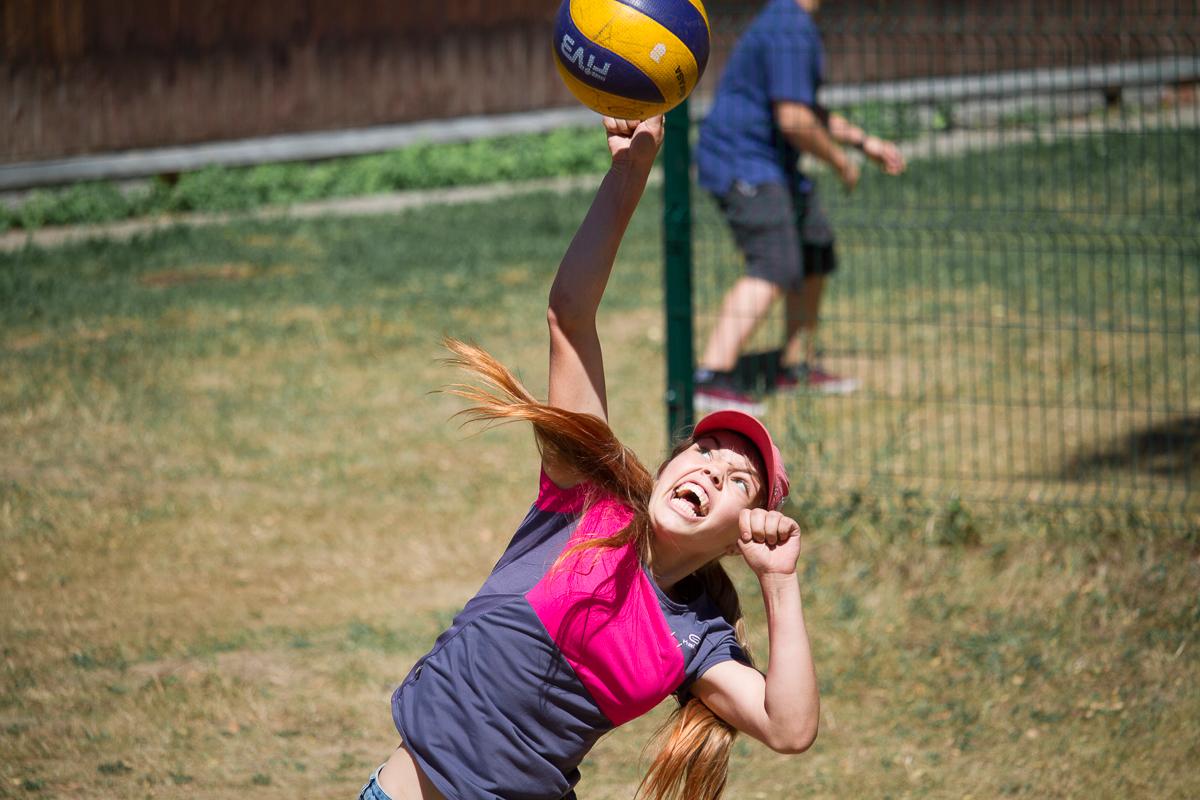 Первенство по пляжному волейболу!