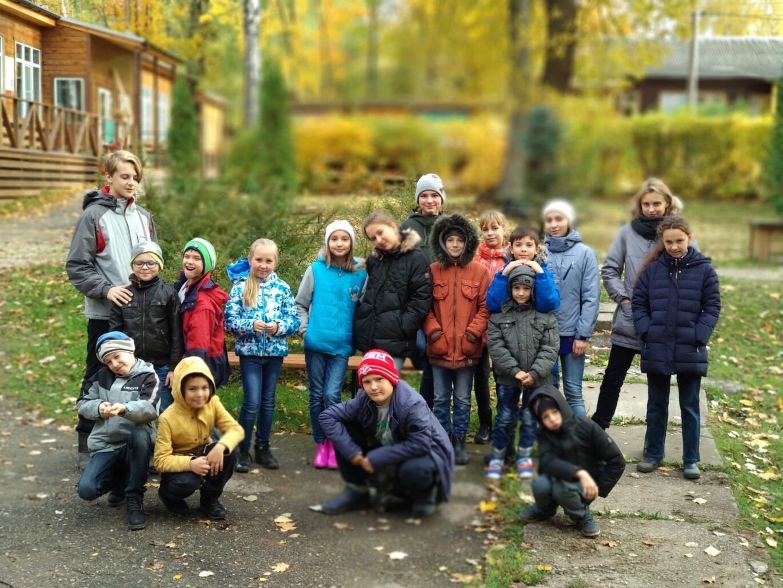 Осенние каникулы с МногоМамой в ДРП