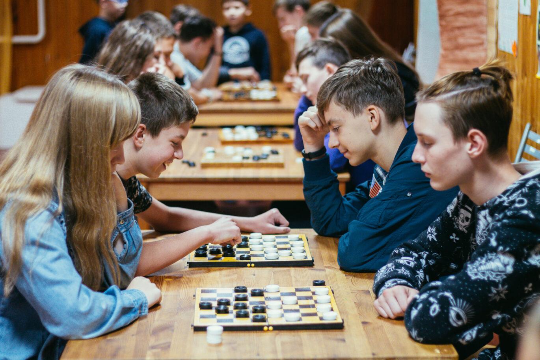 Турнир по шашкам | 19.08.2019
