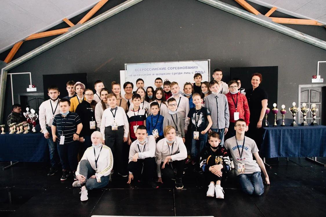 В Республике прошло открытие XXIX Всероссийских соревнований для детей инвалидов «Аленький цветочек» по шахматам и шашкам -64 лиц с ПОДА