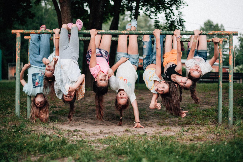 Счастливое детство в ДРП